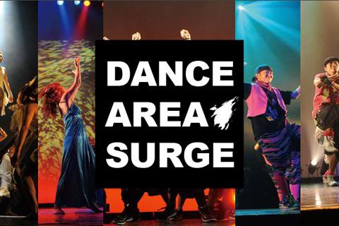 DANCE AREA SURGE