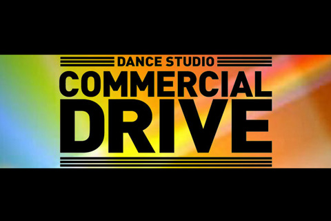 dance studio COMMERCIAL DRIVE