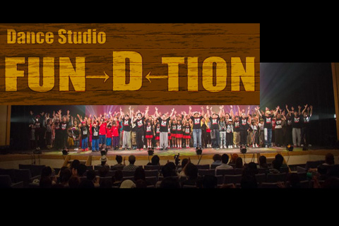 DANCE STUDIO FUN→D←TION