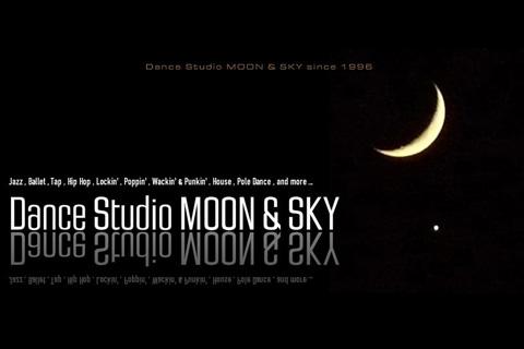 ダンススタジオMOON & SKY