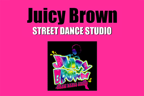 Juicy Brown STREET DANCE STUDIO