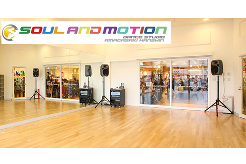 SOUL AND MOTION AMAGASAKI