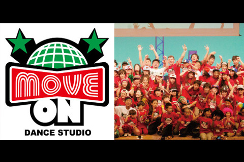 STREET DANCE STUDIO MOVE ON