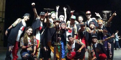 Body Rock CompetitionでRie Hata Tokyoが準優勝!