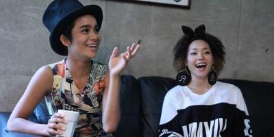 安室奈美恵のダンスの裏側についてダンサーのUNO&YUUが語る