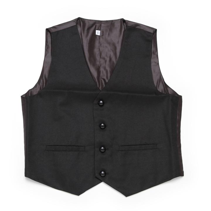 ダンス 衣装 ベスト pop lock ブラック