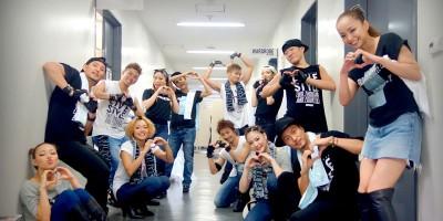 ツアー真っ最中の安室奈美恵のバックダンサーをAFROISMのSHOTAが紹介!