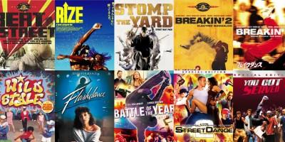 ヒップホップを学ぶならこれ!とりあえず見とけば間違いないストリートダンス映画10選をまとめ!