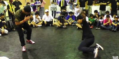 若手最強BBOYバトル勃発!ISSEI vs Shigekixのバトルをチェック!