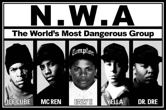 DR.DRE NWA 再結成