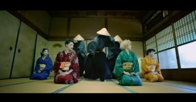着物姿で踊るDancing Strawhats x TroyBoi x Koharuのコラボ動画がかっこいい