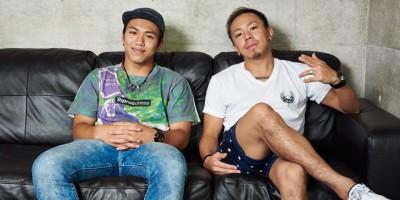 [第三弾] ついに初対談が実現!TEAM G-SHOCK TAISUKE & ISSEIにスペシャルインタビュー!
