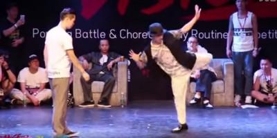 神がかった一戦!「Dance Vision Vol.3」 Hoan vs KITEがヤバい!