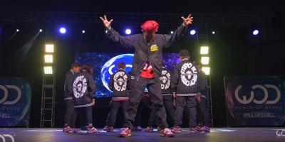 WORLD OF DANCE 九州男児新鮮組