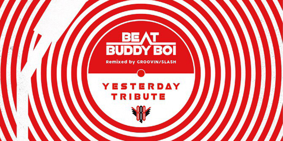 BBB Beat Buddy Boi Black Eyed Peas Yesterday トリビュート