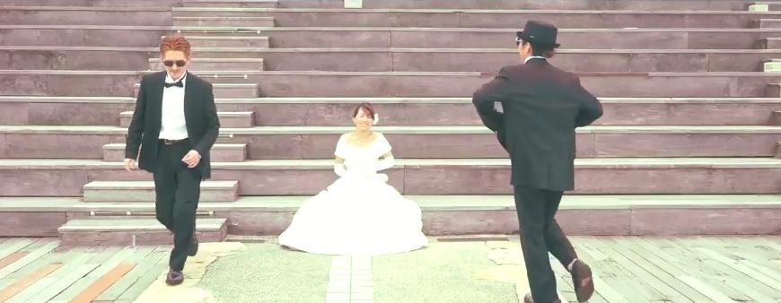 結婚式 ダンス 余興 サプライズ
