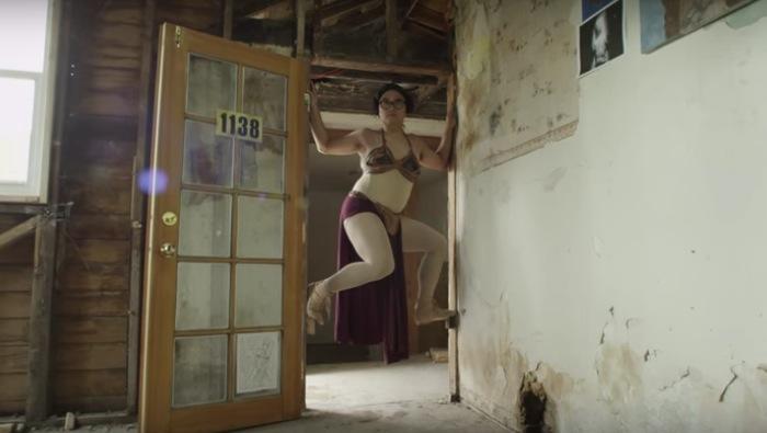 ダンス,美少女,コンテンポラリー,バレエ