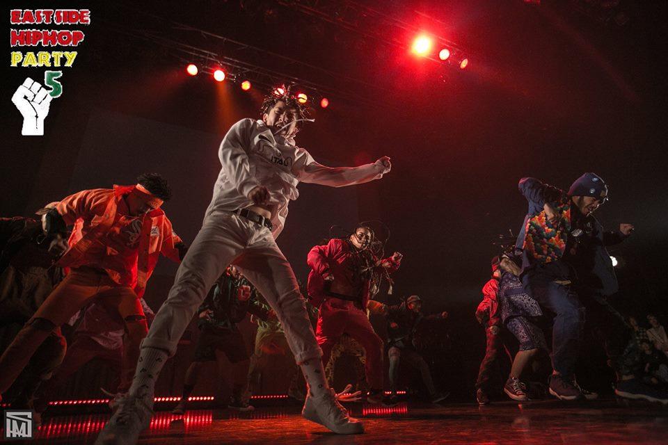 写真 ハマショー hamashow ダンス