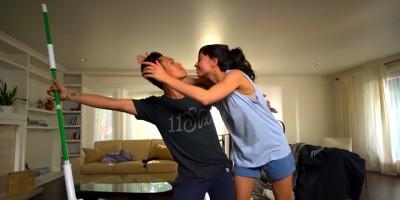 「Keone & Mariel Madrid」が出演!愛し合う二人の結婚生活を描いたダンス動画に鳥肌。