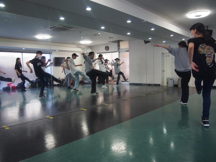 ダンス イベント 長野 ブレイク IBUKI