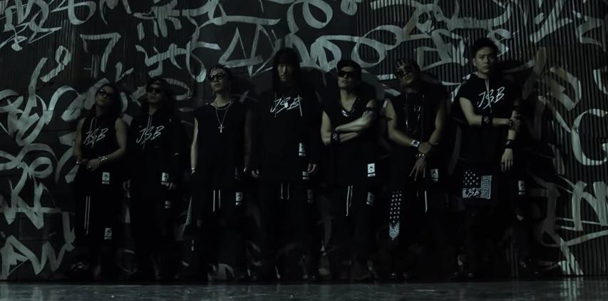 三代目J Soul Brothers,映画,exile
