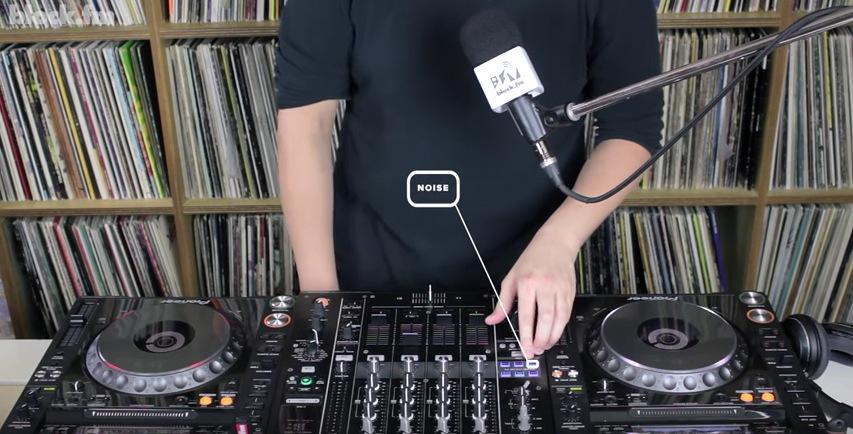 DJ,初心者,やり方,方法,mix,エフェクト