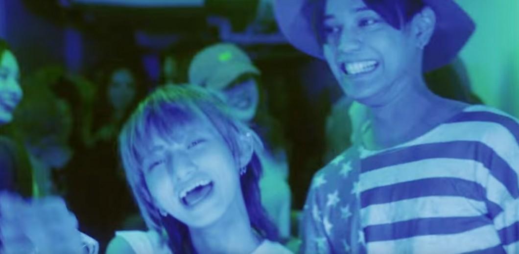 加藤ミリヤ,ダフト・パンク,ダンス,MV,TRIQSTAR