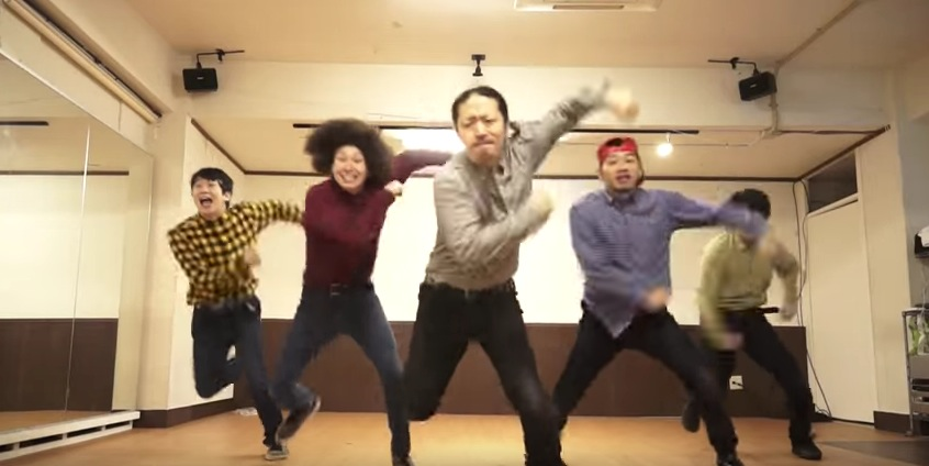 RAB,リアルアキバボーイズ,おそ松さん,踊ってみた