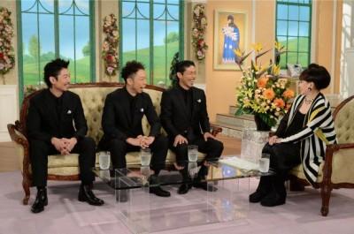 1/25(月)「徹子の部屋」に松本利夫、USA、MAKIDAI。Momm!!にて中居くん家をGENERATIONSが訪問!!
