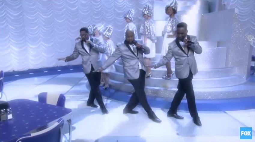 Boyz II Men,生放送,ボーイズツーメン