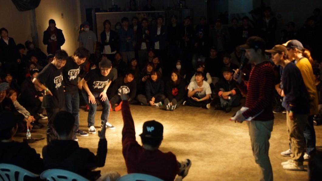 DANCE@LIVE,  RIZE, 北陸,BTB.F∀CE,大学生