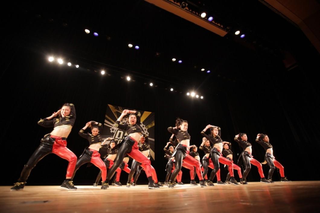 高校生,ダンス部,コンペ,コンテスト,関西