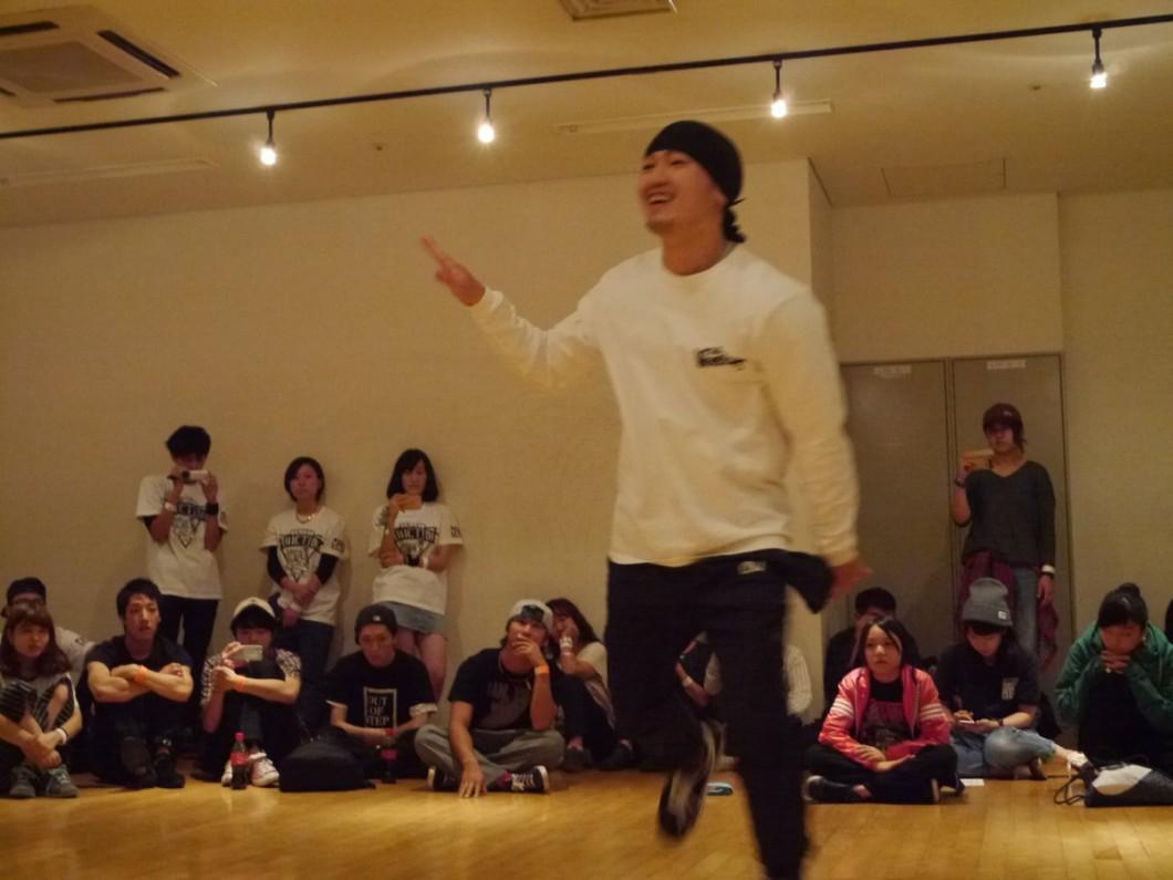 東北,大学生,ダンサー,TRACK DOWN