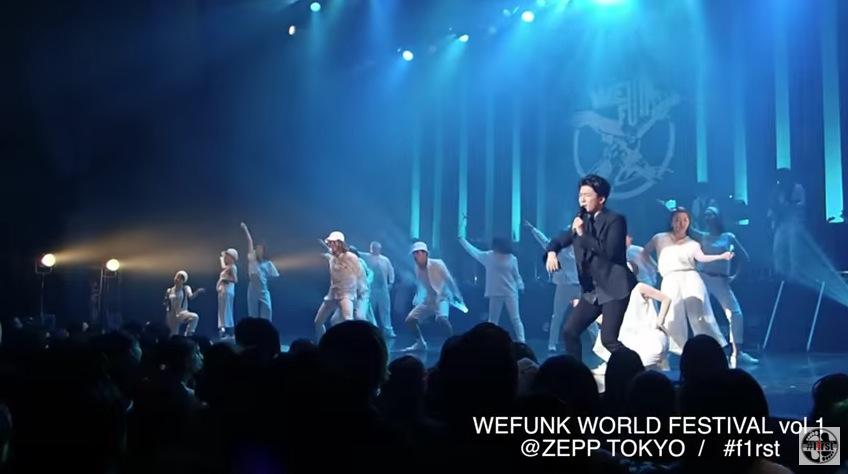 wefunk,#f1rst,フラッシュモブ,ダンス,プロポーズ,感動