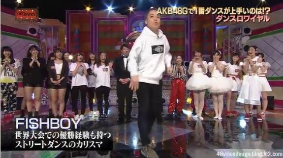 fishi boy,オリラジ,兄弟,ダンス