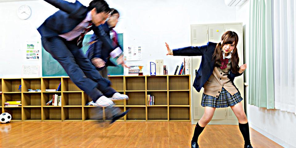 特技,ダンス