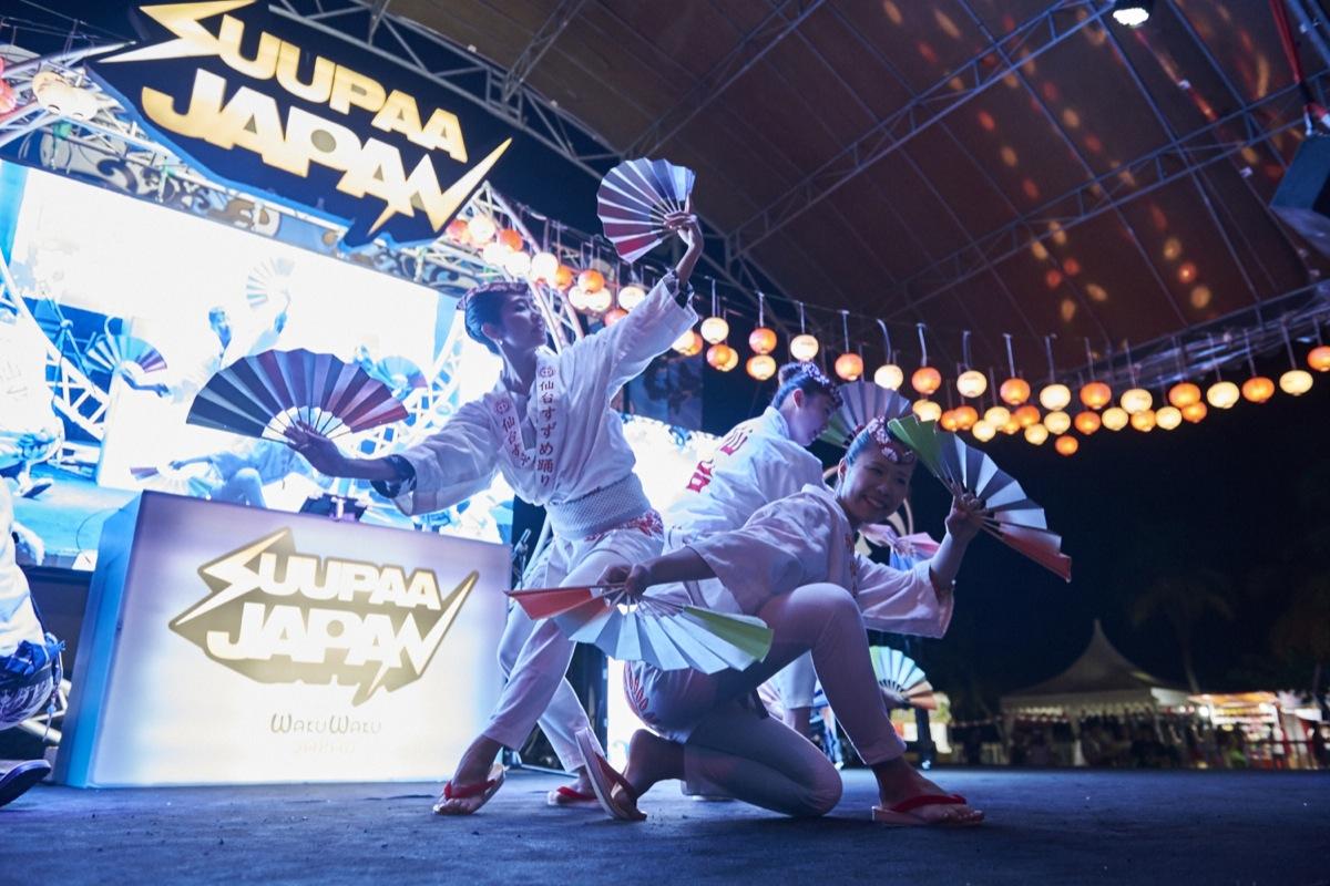 シンガポール,ダンス,イベント,日本