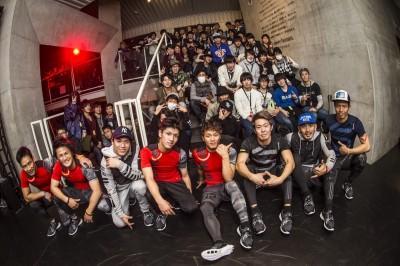 3月11日(金)、リーボックのフィットネスイベントにて、 九州男児新鮮組の同級生「 Issei vs Ryo 」のエキシビションマッチが開催!