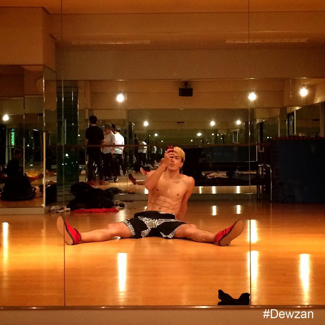 モーコン,juju,ダンサー,筋肉,筋トレ