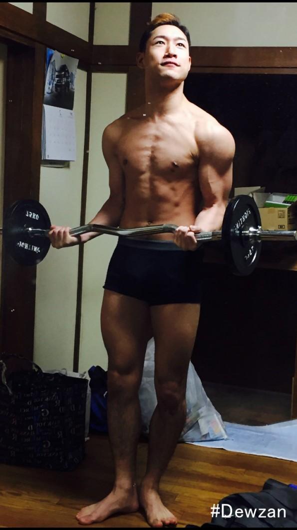 筋肉,筋トレ,ダンサー,メンズ,general