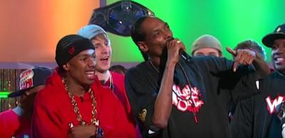 [Wild 'N Out] これが海外のフリースタイルダンジョンだ!Snoop Doggのラップバトルがカッコよすぎる