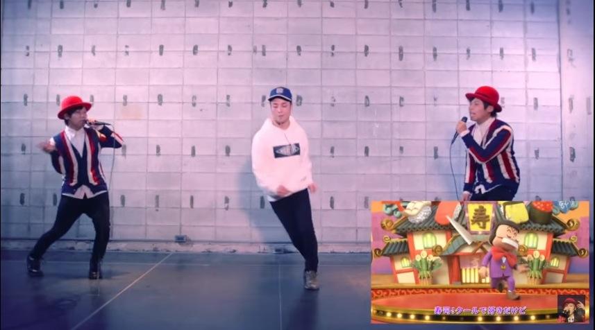 おそ松さん,ダンス,イヤミ,fishboy, Daichi