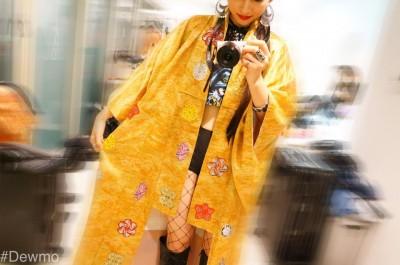 [おしゃれダンサーによるガールズブログ Dewmo] TOKYO GIRLS COLLECTION | KANU