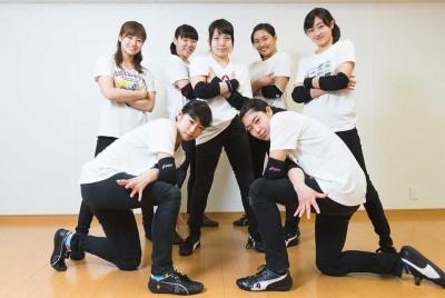 【前編】男顔負けのパワームーブ集団!女子中高生のみで構成されたブレイクダンスチーム「Nishikasai CREW」にインタビュー!