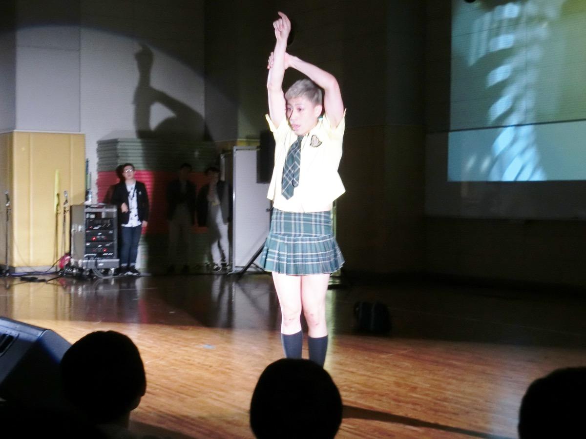 高校,ダンス,WS