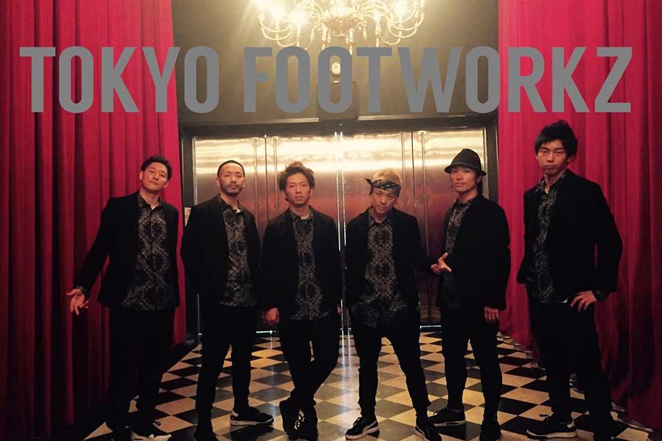 TOKYO-FOOTWORKZ