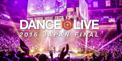 世界最大のダンスバトルイベント「DANCE@LIVE 2016 JAPAN FINAL」Dews特設ページ