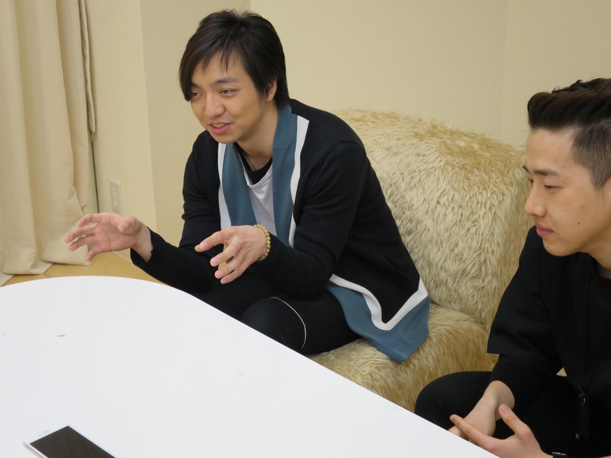 SHOTA,三浦大知,Shingo Okamoto