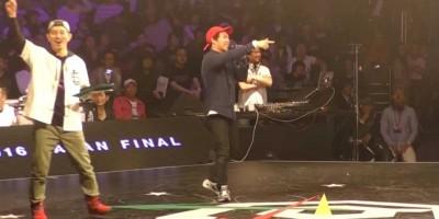 「チキってないで出てこいよ!」DANCE@LIVE 2016優勝コメントにてISSEIがTAISUKEに対しコールアウト!