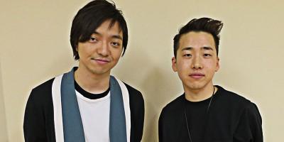 SHOTAコラム vol.10『三浦大知×Shingo Okamotoインタビュー(前編)』